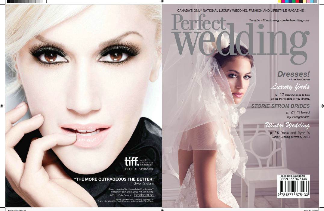 MAGAZINE Perfect Wedding