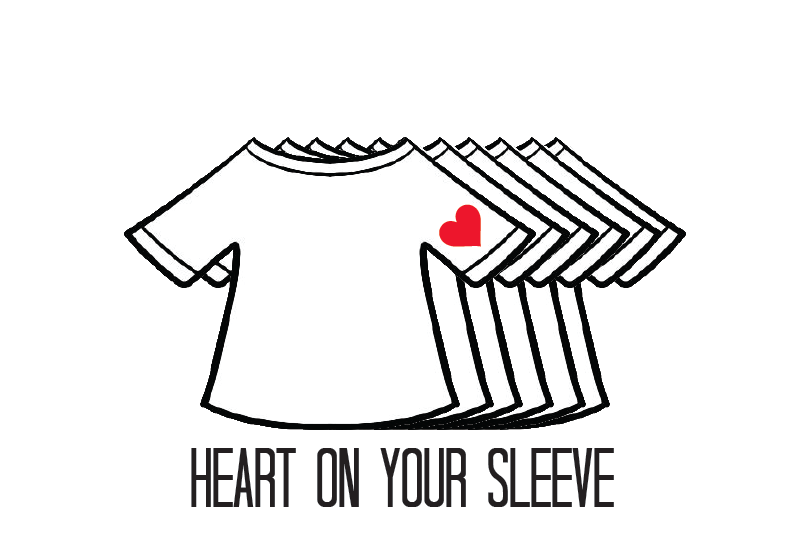 COMPANY DESIGN Heart On Your Sleeve