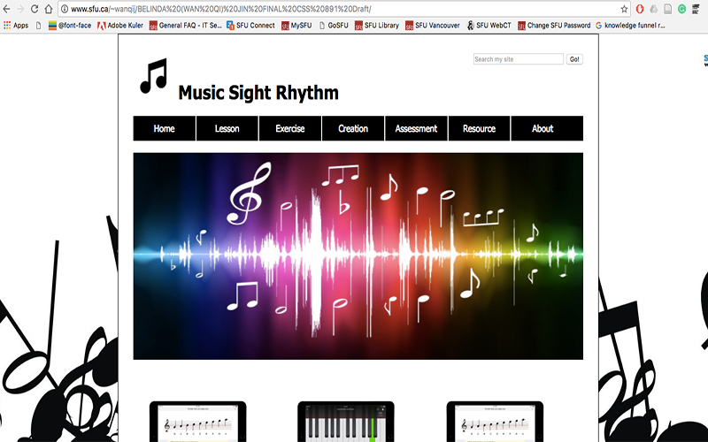 Music Sight Rhythm